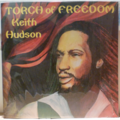 KEITH HUDSON - Torch of freedom - LP