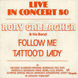 rory gallagher live in concert 80