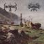 NECROSTRIGIS / DARKTHULE - Amongst Primordial Ruins - 7inch EP