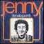 Renato Pareti  - Jenny - 45T SP 2 titres