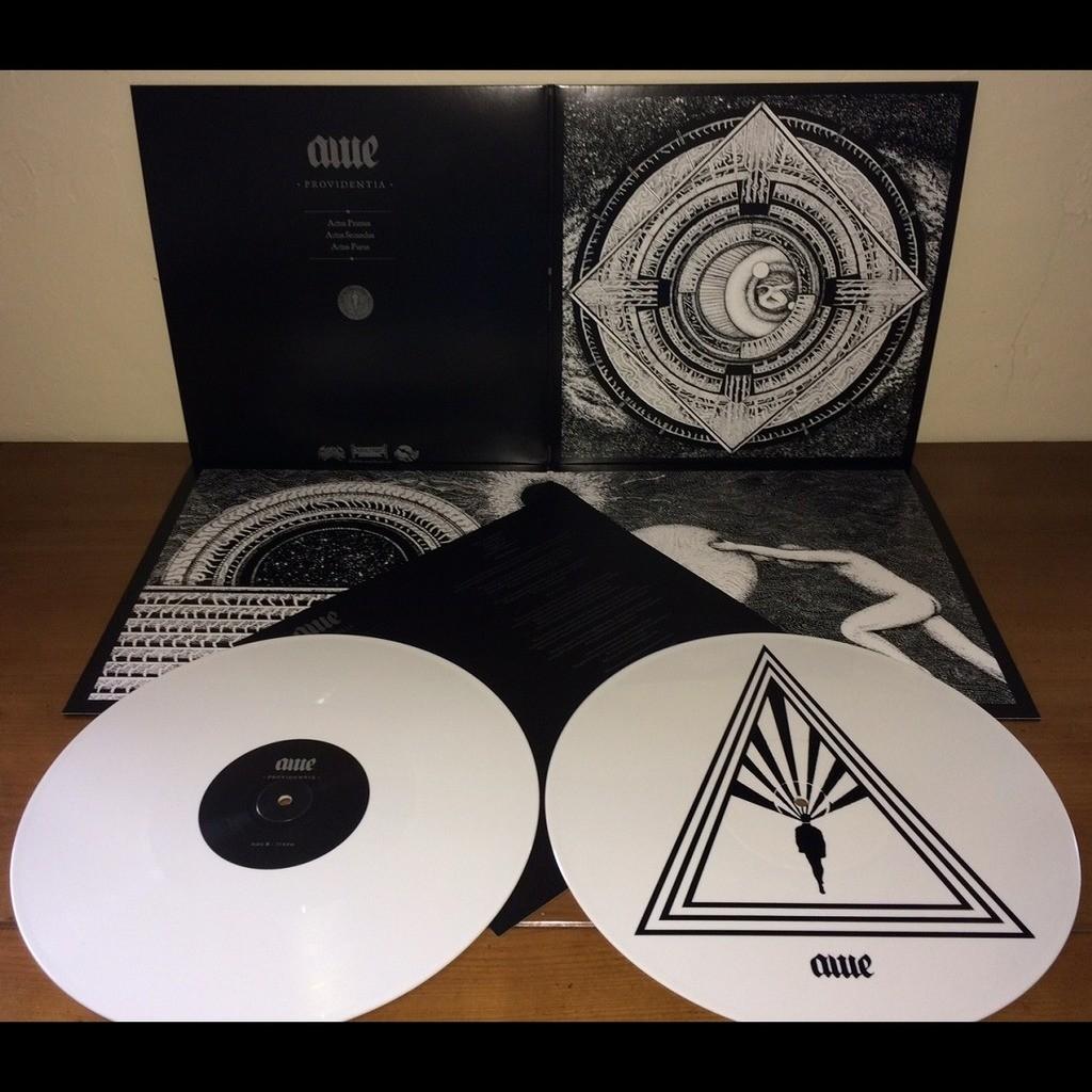 AWE Providentia. White Vinyl