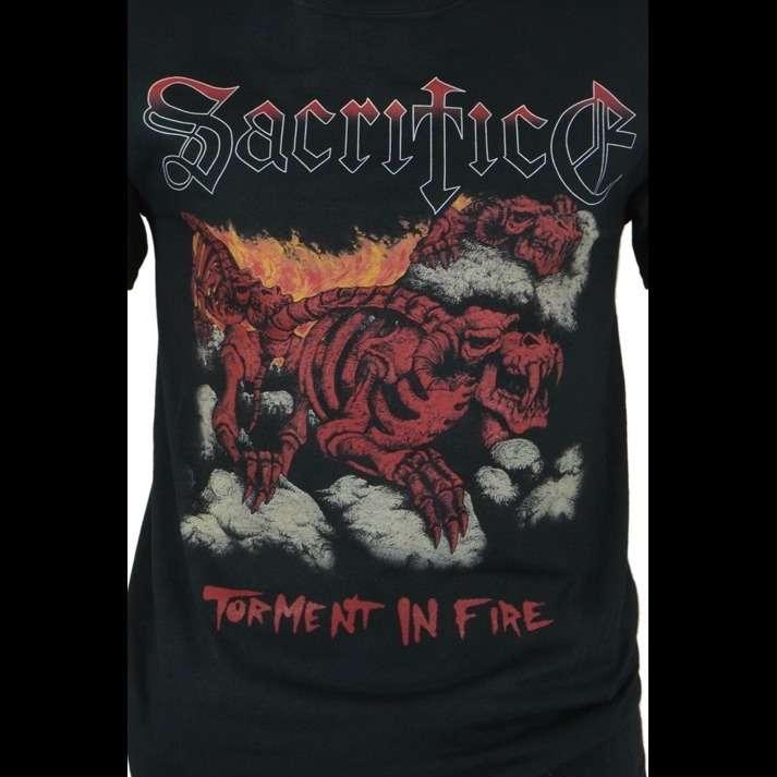 SACRIFICE Torment in Fire