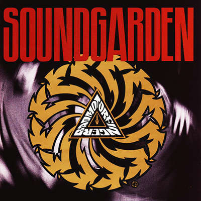 Soundgarden Badmotorfinger Tour Dates