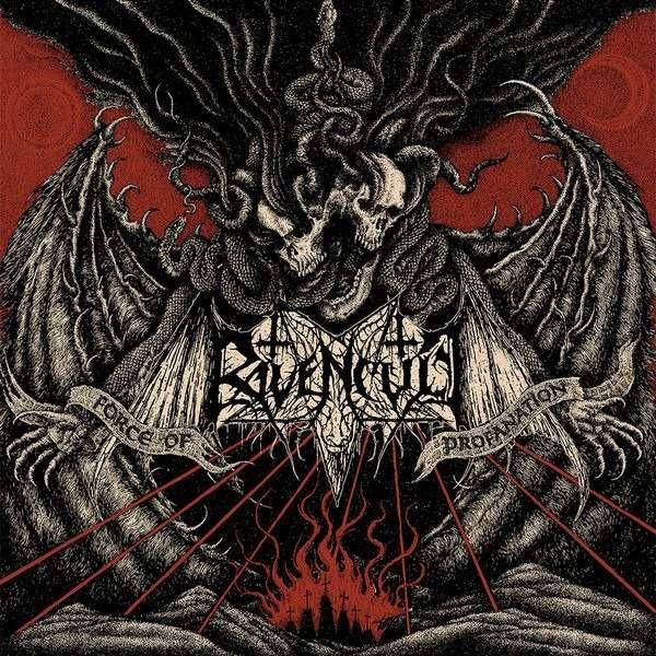 RAVENCULT Force of Profanation. Black Vinyl