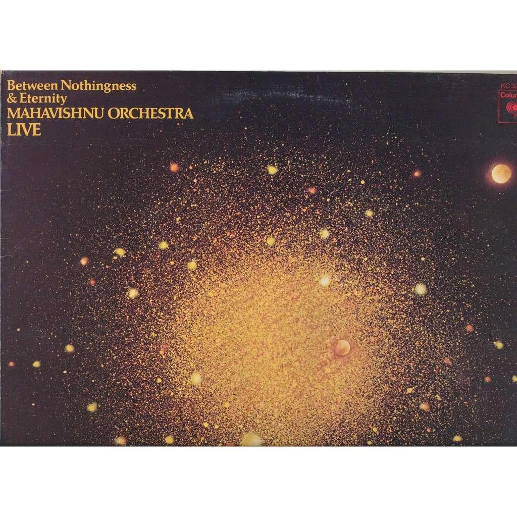 MAHAVISHNU ORCHESTRA between nothingness & eternity - ( live )