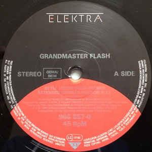 GRANDMASTER FLASH style (peter gunn theme)