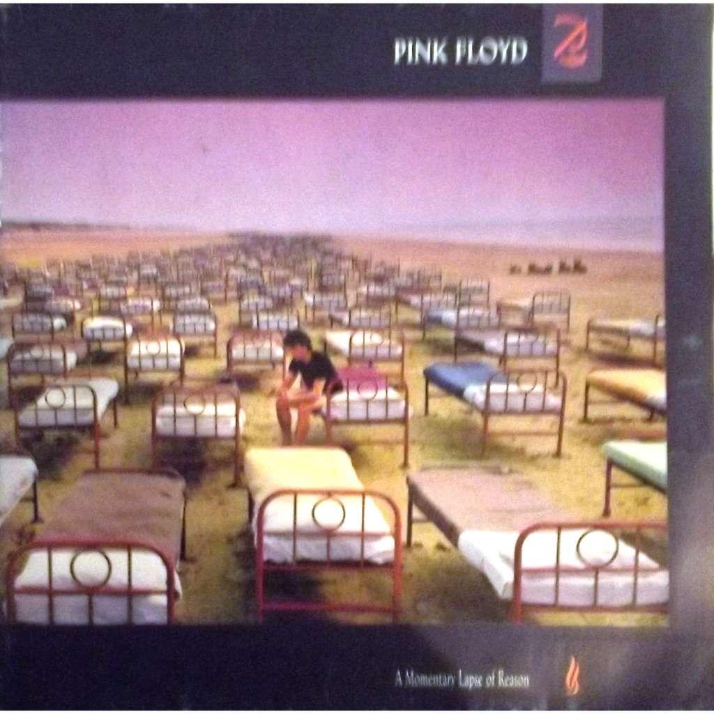 Pink floyd a momentary lapse of reason (gatefold)