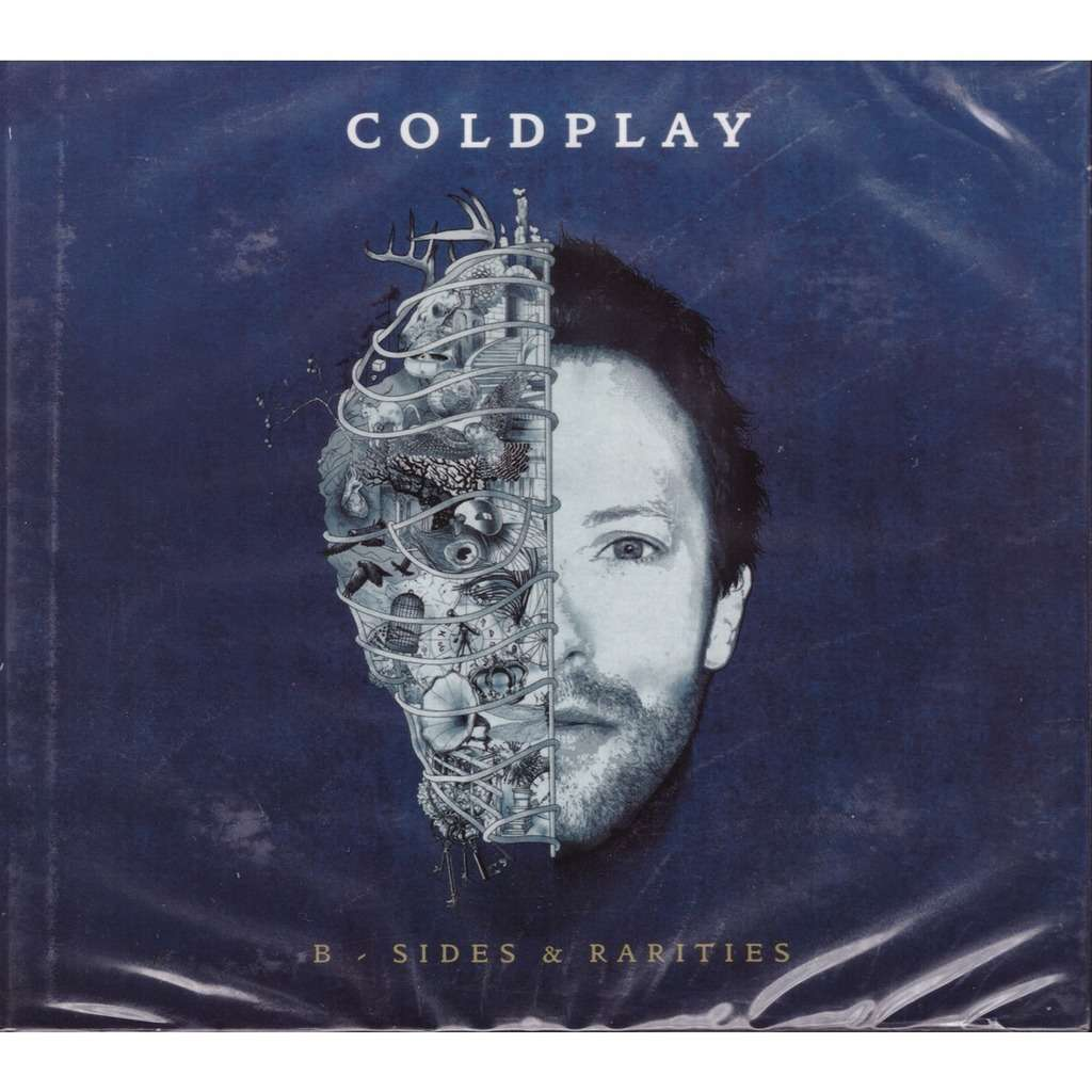 B Sides Amp Rarities By Coldplay Cd X 2 With Rimacd Ref