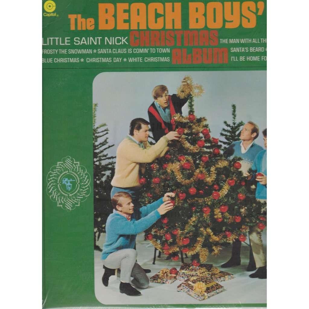 Beach Boys Christmas.The Beach Boys Christmas Album