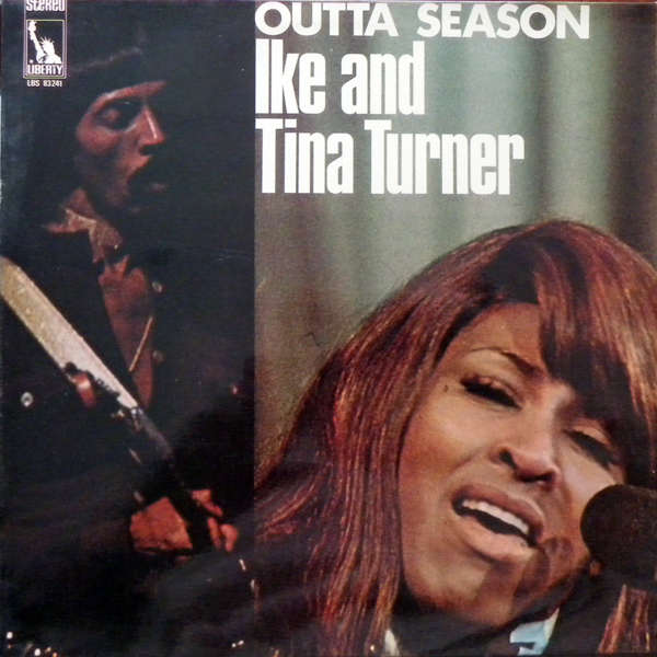 Ike and Tina Turner Outta season