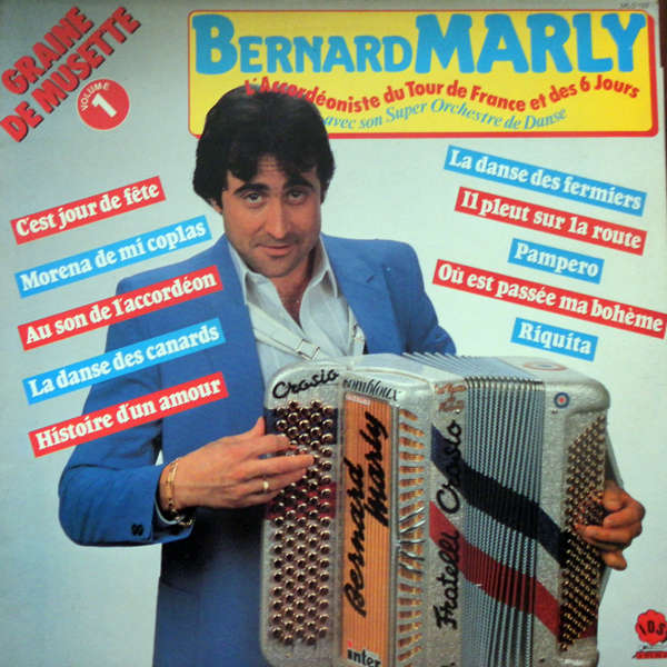 Bernard Marly Graine de musette