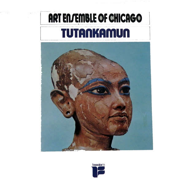 art ensemble of chicago Tutankamun