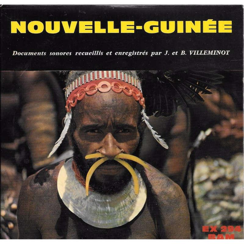 j et b villeminot nouvelle guinée