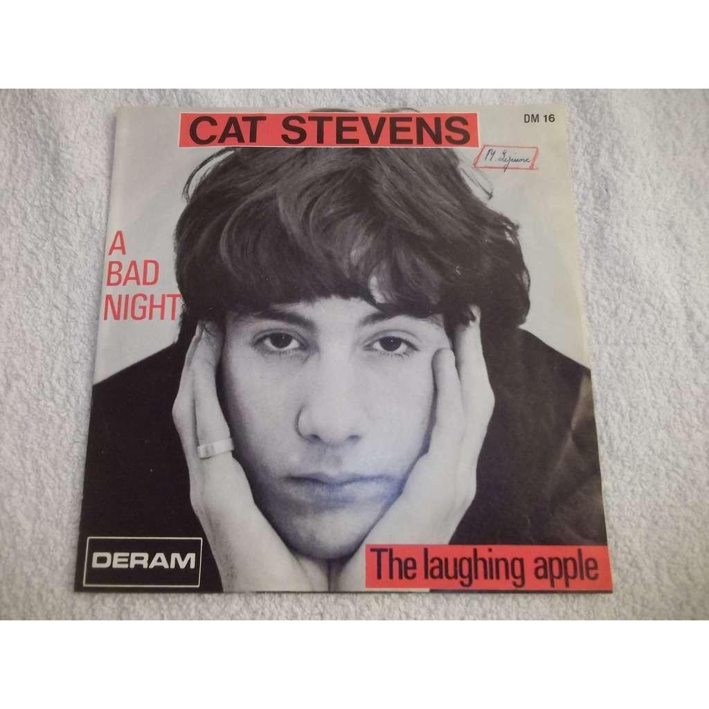 Cat Stevens A Bad Night