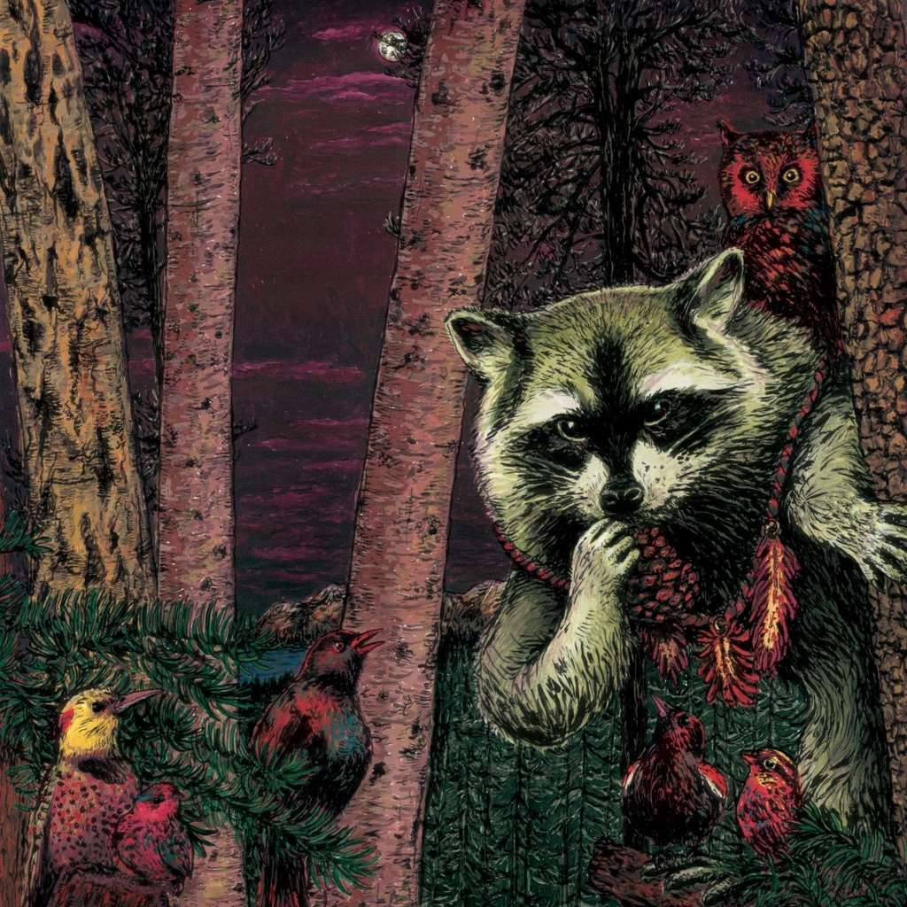 Howlin' Banana Records : Wild Raccoon Half Pine Cone - LP