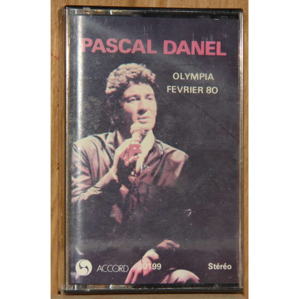 PASCAL DANEL OLYMPIA FEVRIER 80