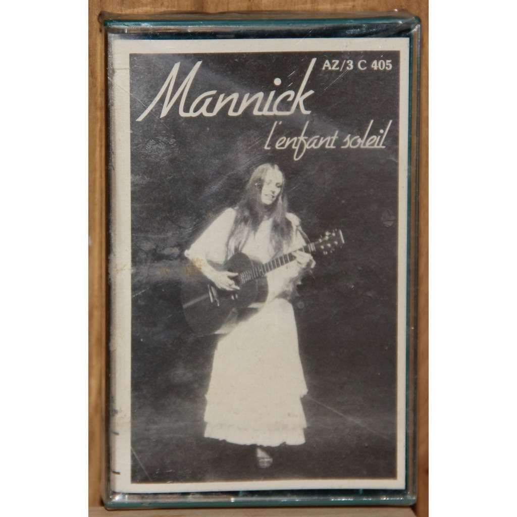 MANNICK L'ENFANT SOLEIL