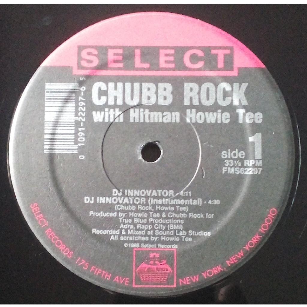 cd chubb rock dj innovator