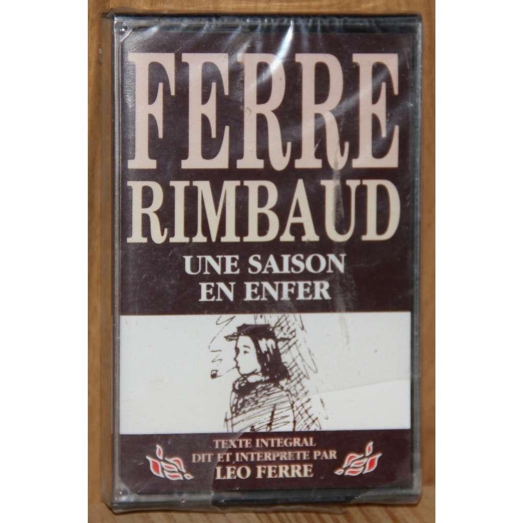 Leo Ferre Rimbaud Une Saison En Enfer