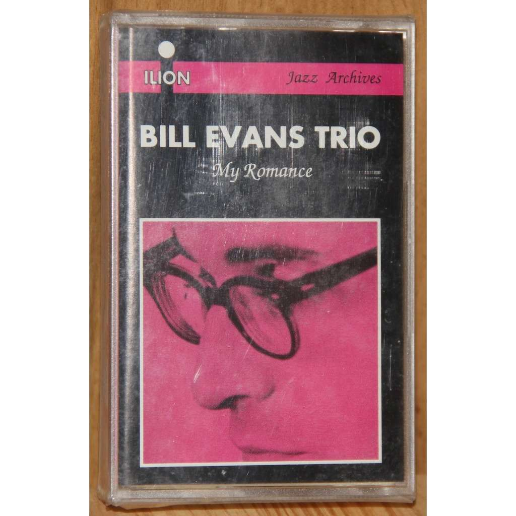 BILL EVANS TRIO MY ROMANCE
