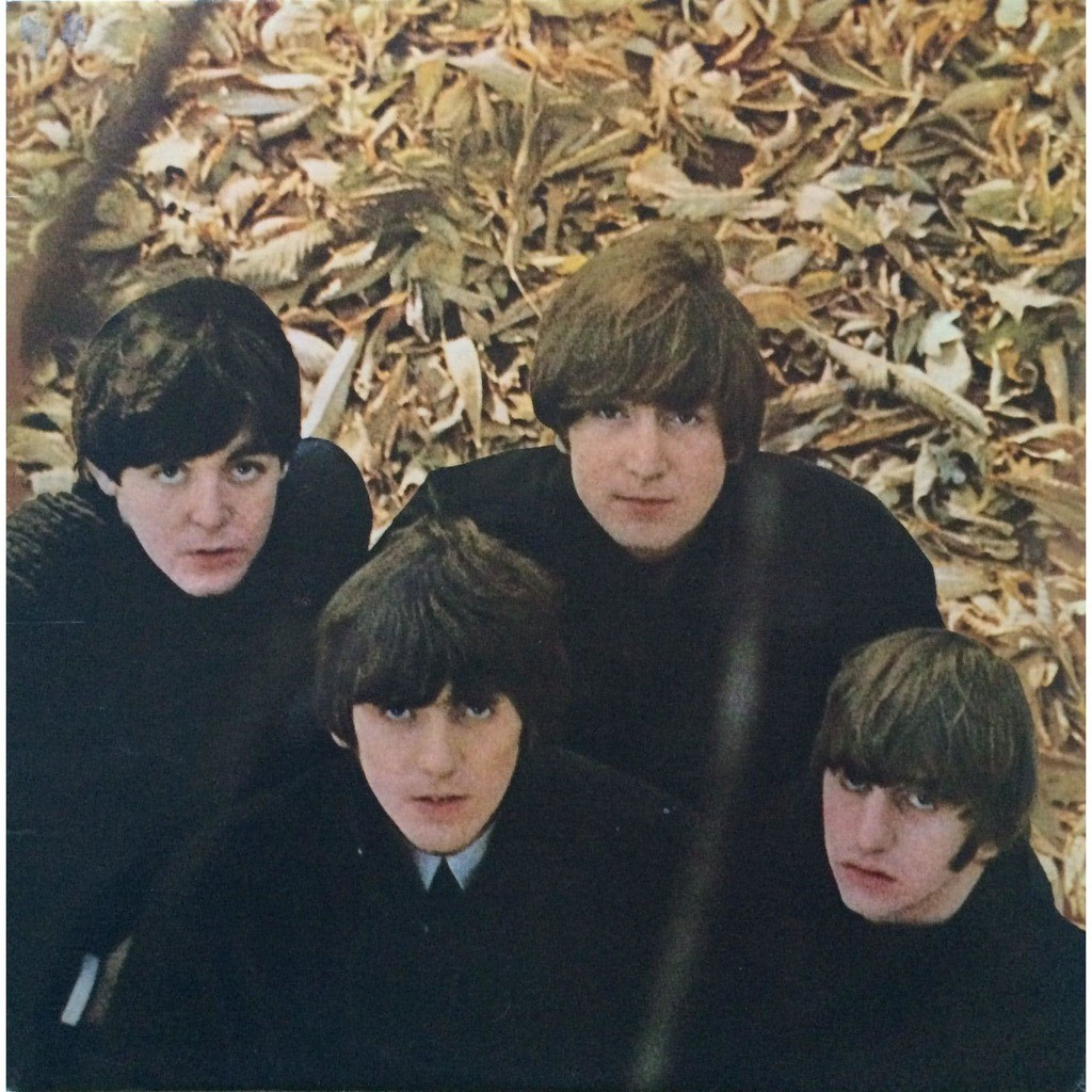 BEATLES - BEATLES FOR SALE (EXTREMELY RARE VERY 1st ORIG. U.K. MONO PRESSING YELLOW PARLOPHONE LBL MATRIX SIDE 1 : XEX 503-4N)