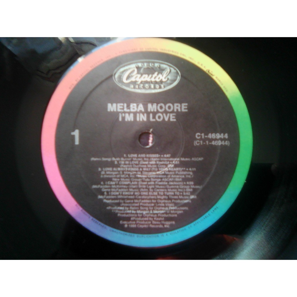 Melba Moore – I'm In Love Melba Moore – I'm In Love
