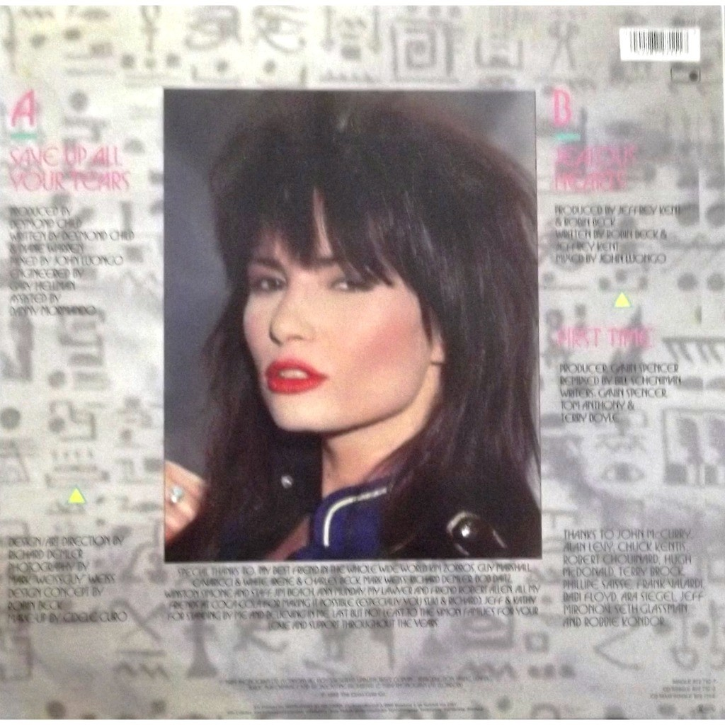 Robin beck save up all your tears