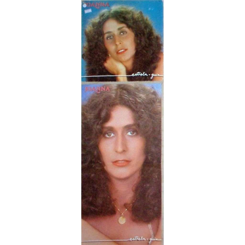 Joanna Estrela Guia (Brazil original full ps for relative vinyl LP + poster!!-vinyl not inc.)