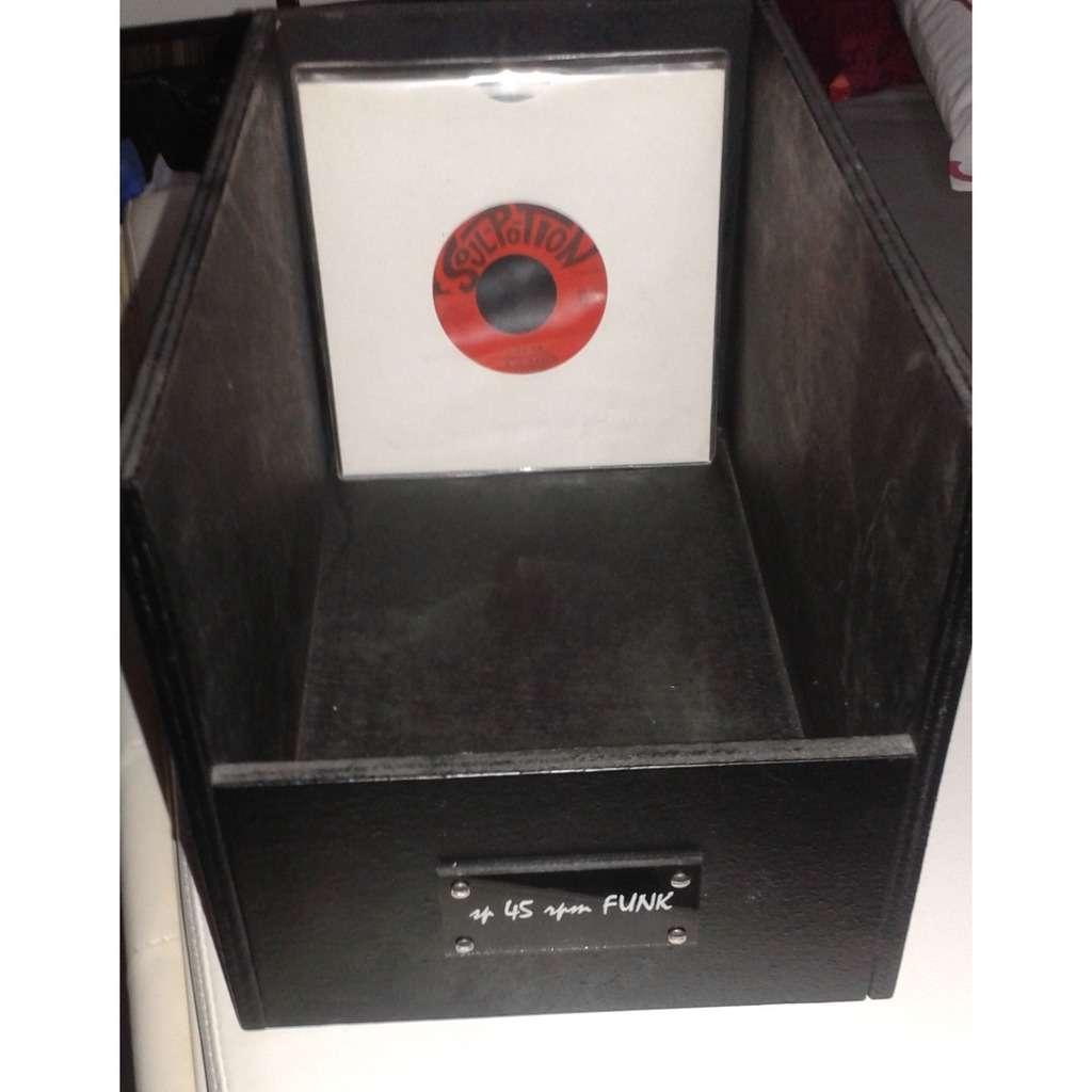 BAC PRESENTATION SP45RPM FUNK x100 vinyls max