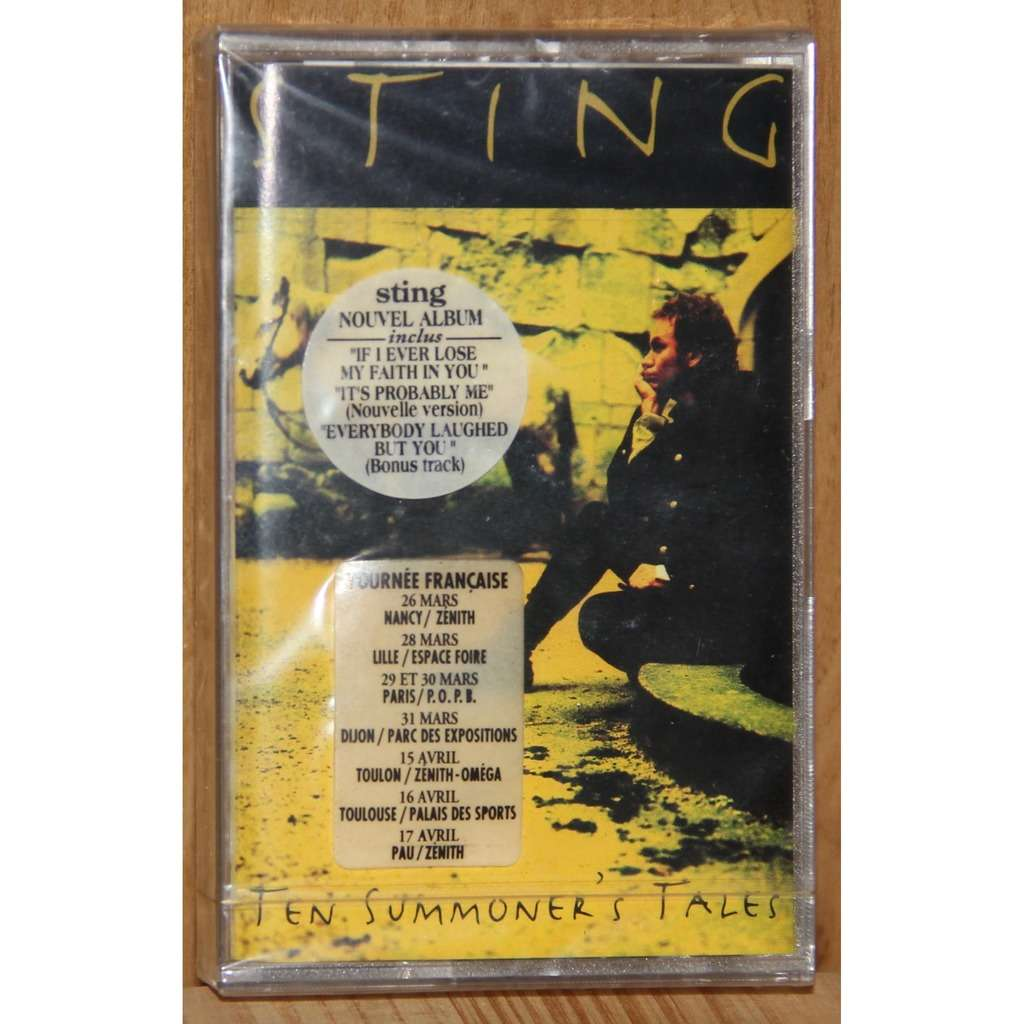 Ten Summoner S Tales By Sting Tape With Dom93 Ref 118551303