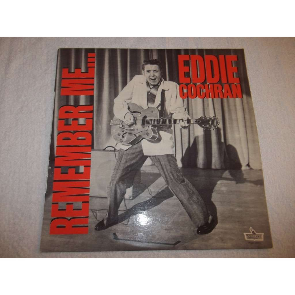Eddie Cochran Remember Me...