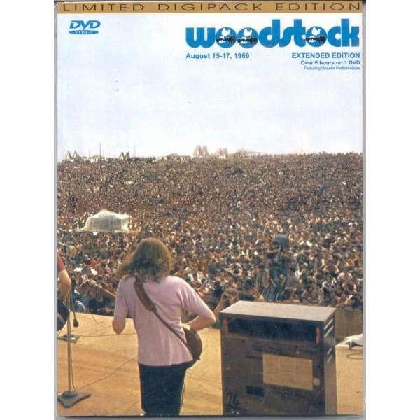 Jefferson Airplane / Richie Havens / Ravi Shankar Woodstock (15-17 Aug   1969)