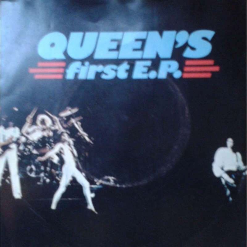 Queen 1st EP - Good old fashioned loverboy