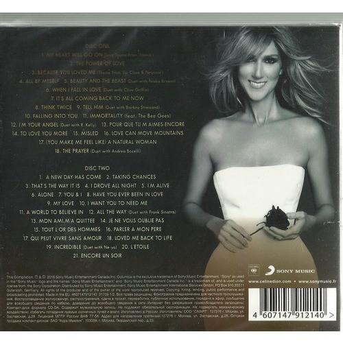 Celine Dion Tour Dvd