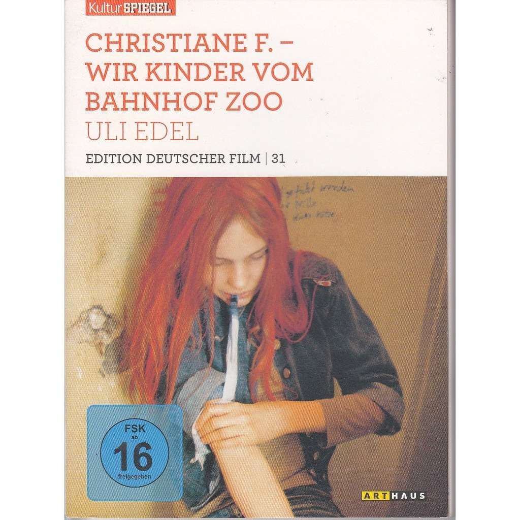 Christiane F Book