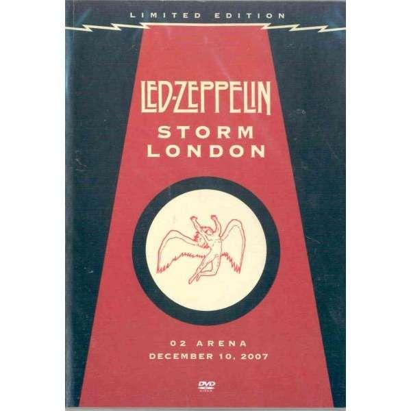 Led Zeppelin Storm London (02 Arena 10.12.2007)