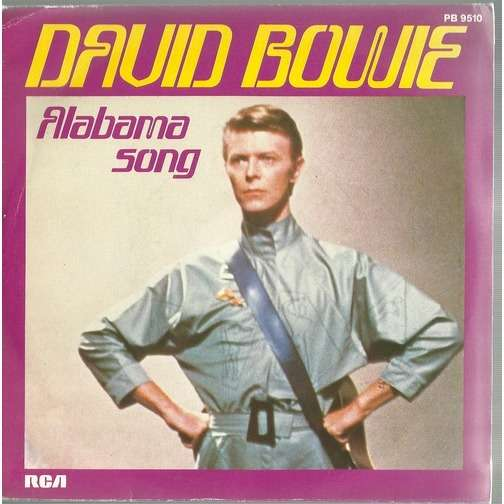 david bowie alabama song