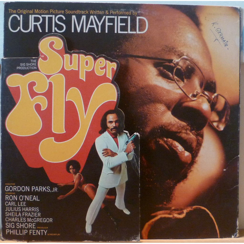 CURTIS MAYFIELD Superfly OST