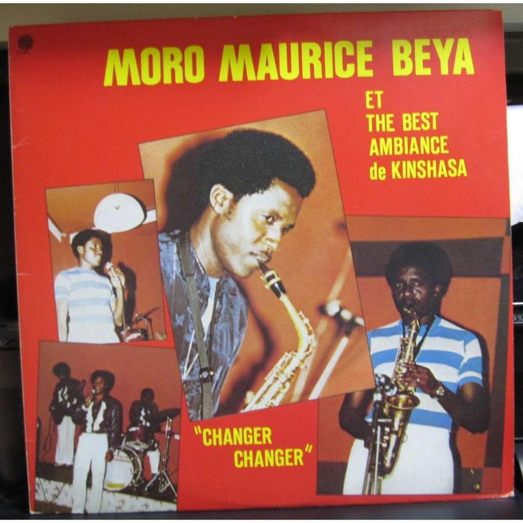 Moro Maurice Beya Changer Changer -sample promo-