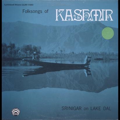kashmir folksongs of kashmir