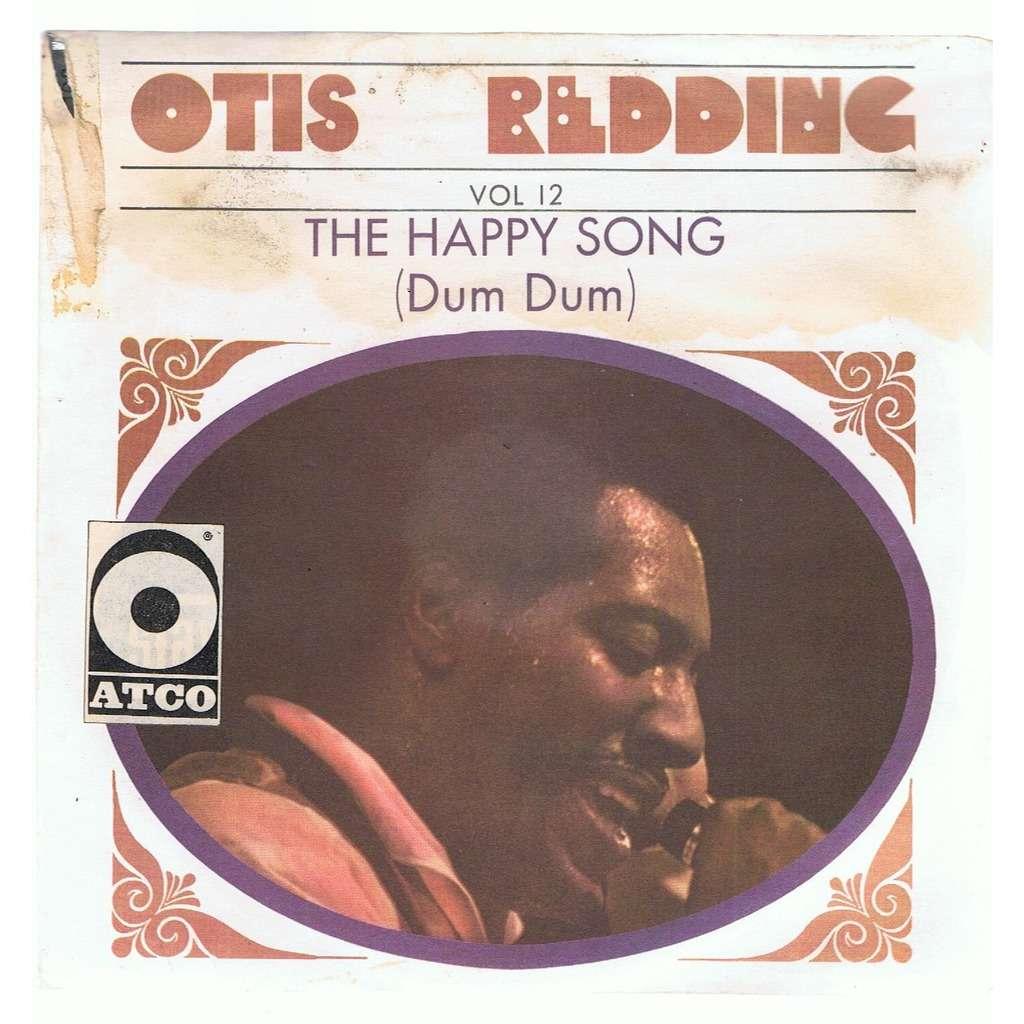 OTIS REDDING OTIS REDDING STORY VOL 12 : HAPPY SONG / OPEN THE DOOR