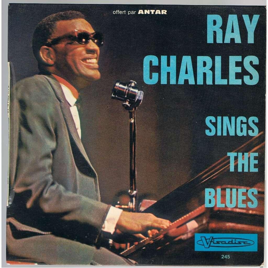 RAY CHARLES RAY CHARLES SINGS THE BLUES