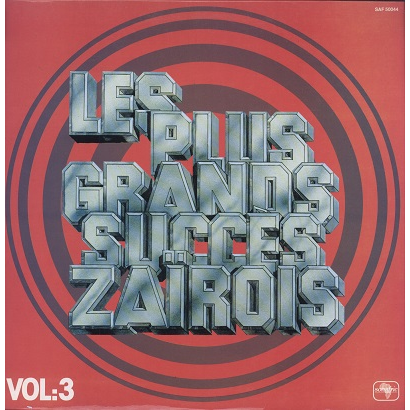 les plus grands orchestres zairois vol.3 (various)