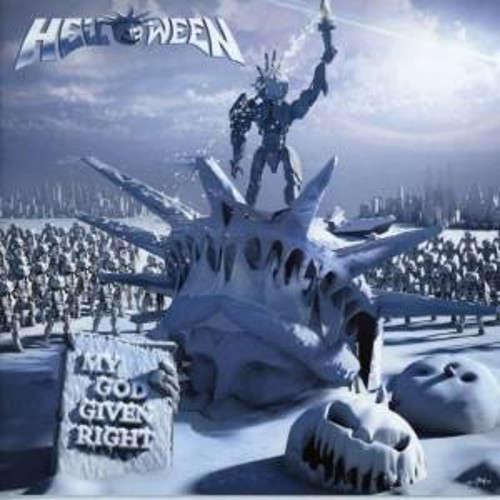 Helloween My god given right - Lim  3-D + 2 Bonus Tracks Digipack CD