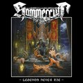HAMMERCULT - Legends Never Die (cd) - CD