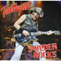 TED NUGENT - Sweden Rocks (2xlp) Ltd Edit Gatefold Poch -U.K - 33T x 2