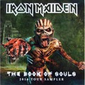 IRON MAIDEN - The Book Of Souls 2016 Tour Sampler (lp) - 33T
