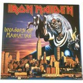 IRON MAIDEN - Invaders Of Manhattan (2xlp) Ltd Edit Gatefold Poch -E.U - 33T x 2