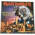 IRON MAIDEN - Invaders Of Manhattan (2xlp) Ltd Edit Gatefold Poch -E.U - 33T x 2