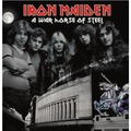 IRON MAIDEN ‎ - A War Horse Of Steel (2xlp) Ltd Edit Gatefold Poch -E.U - 33T x 2